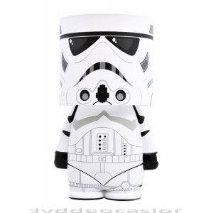 LAMPARA LOOK-ALITE LED - STORMTROOPER 25 CM … en Dvd de Ocasión, Lámpara Led de Stormtrooper, de la Guerra de las Galaxias - Incluye: 1x Manual de Instrucciones. - Tamaño: 13 x 25 x 10.5 cm