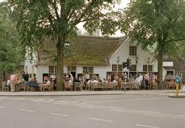 Lekker eten bij café het bonte paard in Laren!