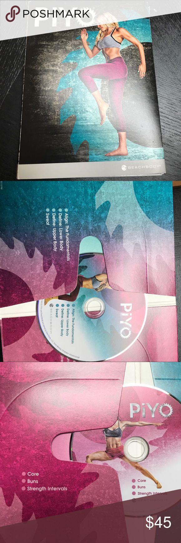 PIYO PIYO DVD set plus 2 extra, calendar and earring plan Other