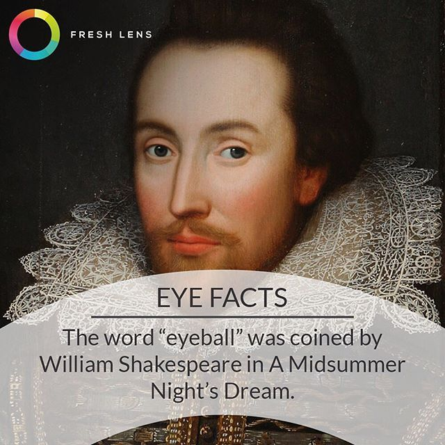 Just one of many words William Shakespeare contributed to our vocabulary…