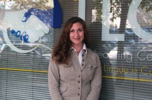 EXPATS IN FLORENCE :: Kristin Lanese Bringing quality education to teachers and students