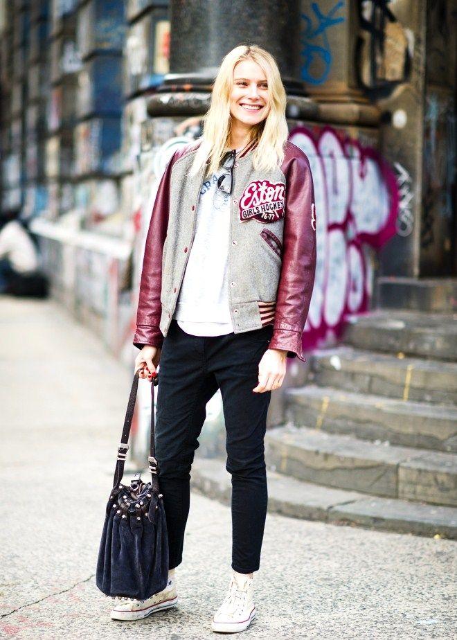 2014 Spring Trends for Women   bomber jackets   go masculine #bomberjacket #womensbomberjacket #style #fashion #springtrends