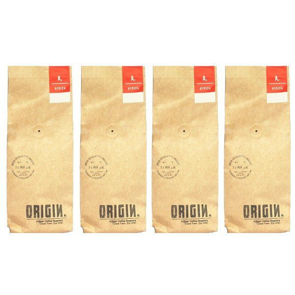 Buy this bundle to experience top quality coffees from the leading African coffee producers, roasted by the Grand Daddy of speciality coffee in Cape Town