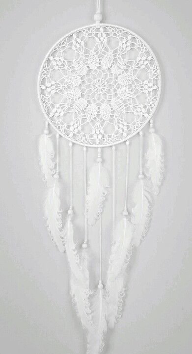 White Dream Catcher                                                                                                                                                     More
