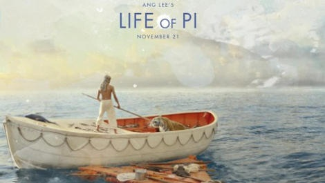 New images and first clip from Life Of Pi.