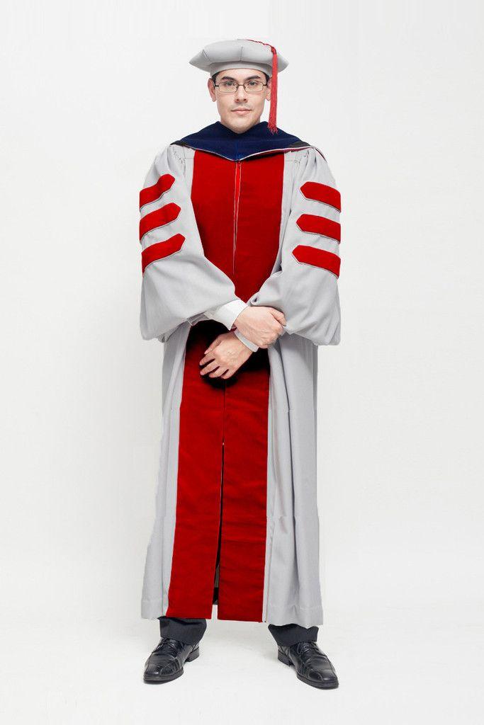 MIT PhD Regalia | PhD Graduation Gowns | Pinterest