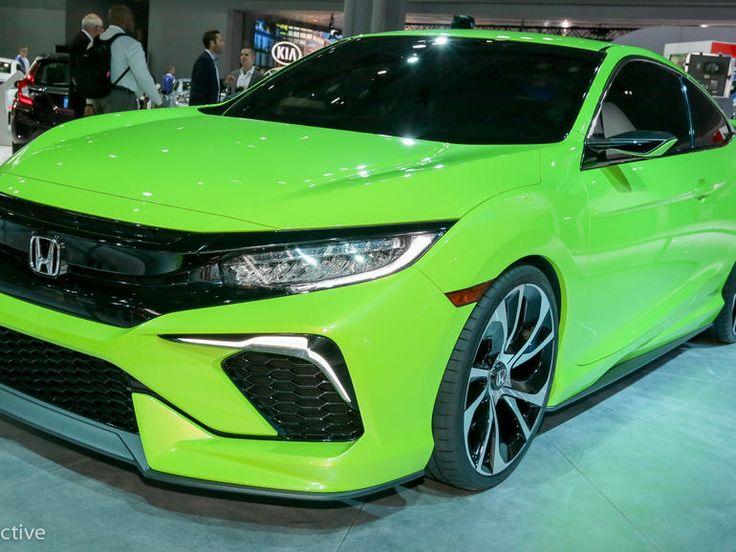 Los mejores auto concepto del 2015