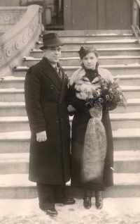 Réal Nadeau et Bernadette Turcot