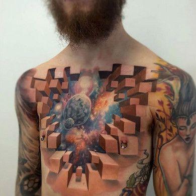 Surrealism Tattoos | Inked Magazine