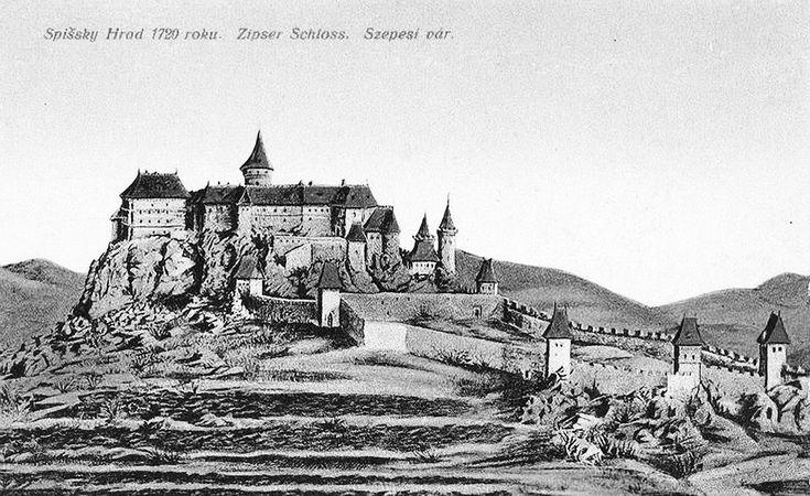 18. storočie: V roku 1720 bol hrad ešte zachovalý. | Nový Čas