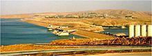 Mosul Dam - Wikipedia, the free encyclopedia