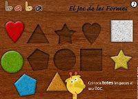 Educació Infantil: Recursos TAC P3