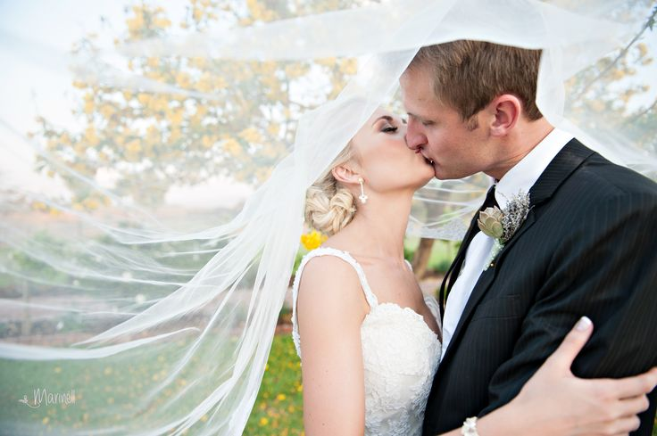 Love this veil shot!  ~ Hartbeespoort, North West, South Africa
