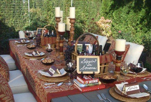 17 best images about place card holder ideas on pinterest for Unique thanksgiving place card holders