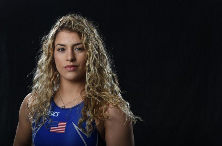 Rockville wrestler Helen Maroulis qualifies for Rio Olympics - The Washington Post