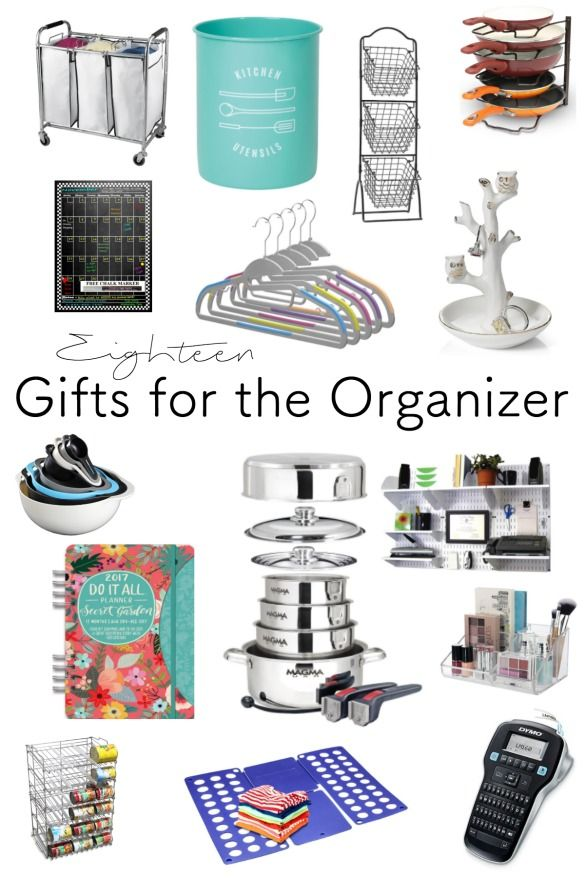 18 Gift Ideas for the Organizer