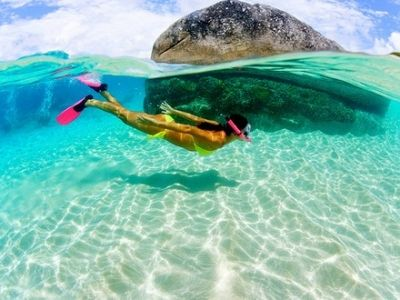 10 amazing places to snorkel(or scuba in my case)