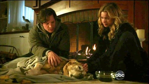 Emily VanCamp and Nick Wechsler Photo - Revenge Season 1 Episode 21