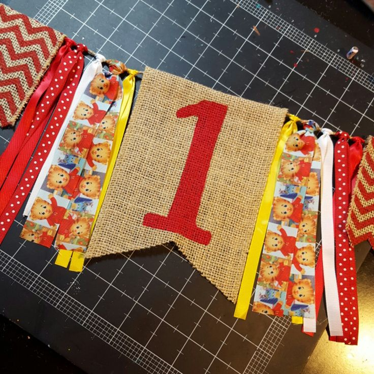 Going to the land of make believe for a Daniel Tiger 1st Birthday!
