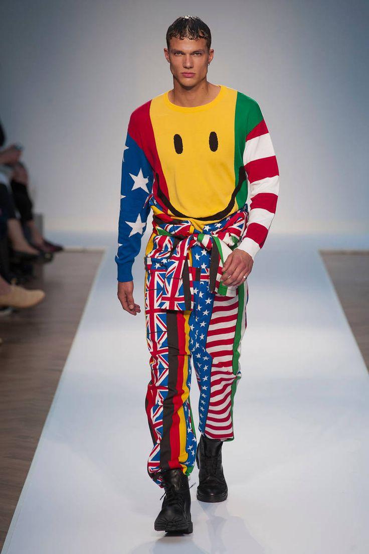 Wacky Looks from Men's Fashion Week - Men's Fashion Week Spring Summer 2015 - Elle