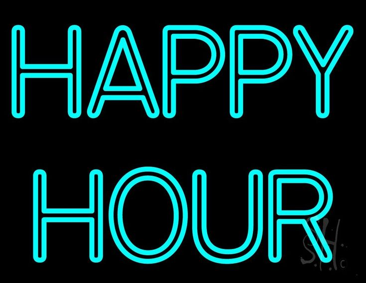 1000+ images about Happy Hour Neon Signs on Pinterest