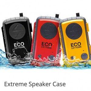 ECOEXTREME wasserdichtes Case mit Lautsprecher für iPhone bei www.StyleMyPhone.de