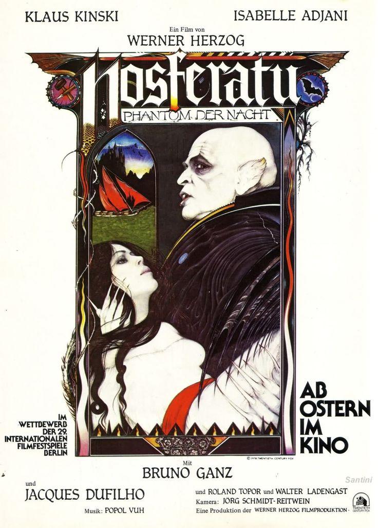 Nosferatu-Phantom der Nacht - Werner Herzog : Deutschland