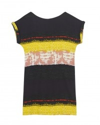 Filippa-K Print Wool Crepe Dress