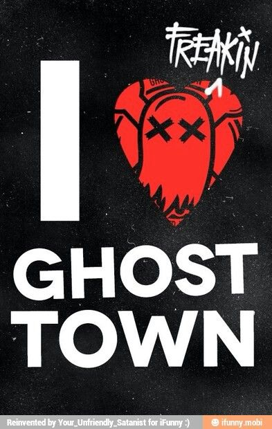 Ghost town band
