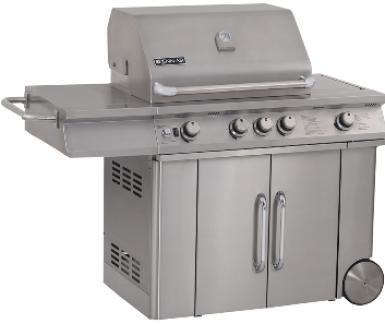 Outdoor Kitchen Gas Grills Reviews Gas GrillsCharcoal vs Gas
