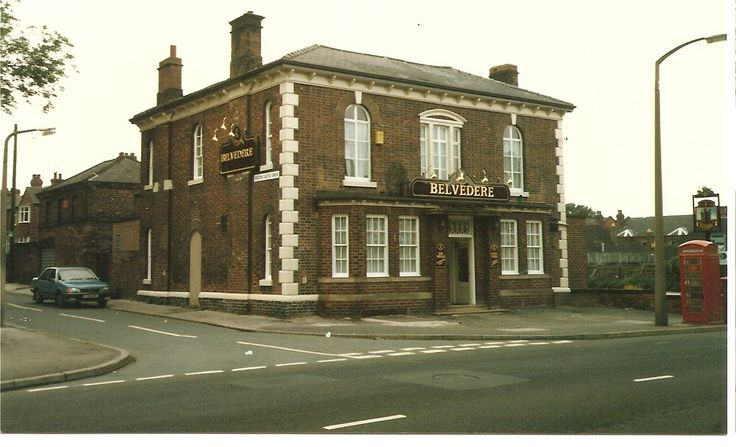 "Belvedere pub Rotherham before "" improvements"" (date ?)"