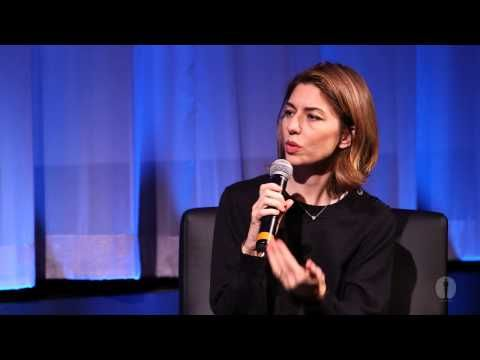 """Academy Conversations: """"The Bling Ring"""" discussion with writer/director Sofia Coppola on June 10, 2013 at the Academy Theater at Lighthouse International."""