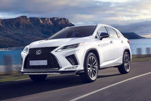 Best Lexus Rx 350 Lease Deals With Price And Special Offers Lexus Rx 350 Sport Lexus Rx 350 Lexus Suv