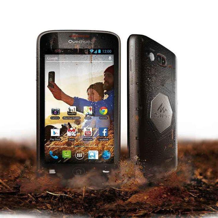 Quechua, um smartphone 'Mountainproof'
