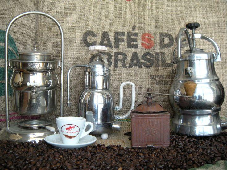 caffettiere napoletane antiche #caffe el tostador
