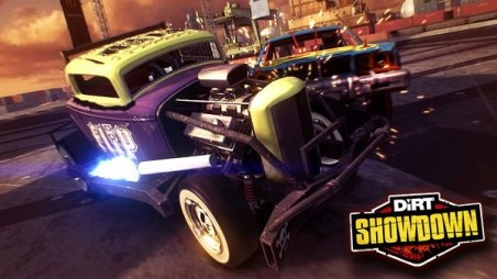 DiRT Showdown demo version is out.