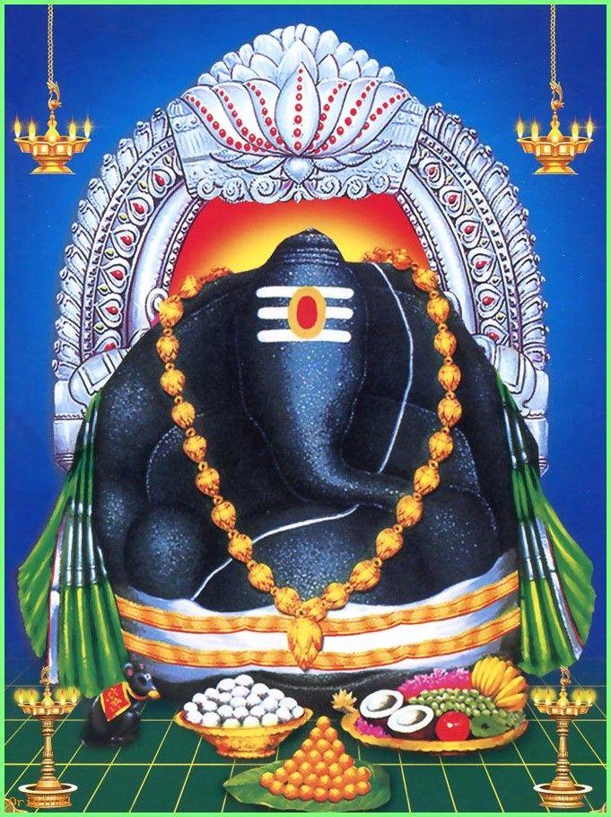 Android Wallpaper God Vinayagar (pillaiyar, Ganpati