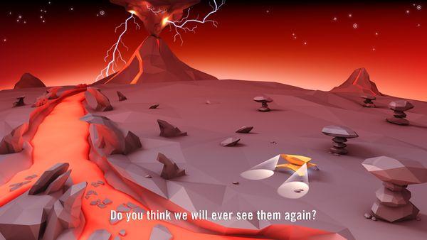 Volcano Planet on Behance