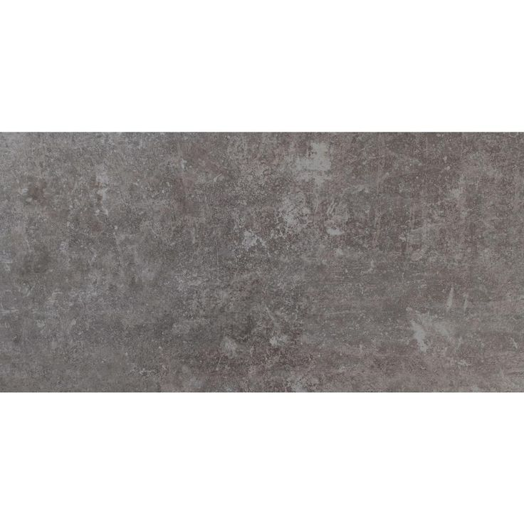 MS International Cemento Treviso 12 in. x 24 in. Glazed Porcelain Floor and Wall Tile (16 sq. ft. / case), Gray