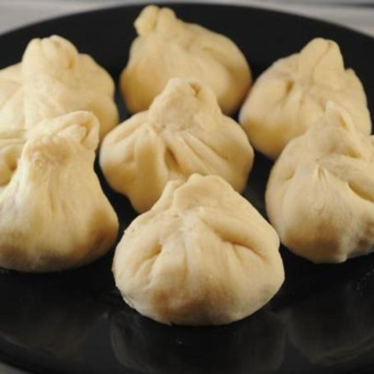 Keke Pua'a (Samoan steamed dumplings)
