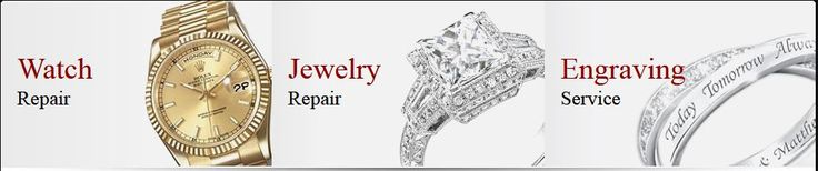 Reliable Rolex and Customized Jewelry Services
