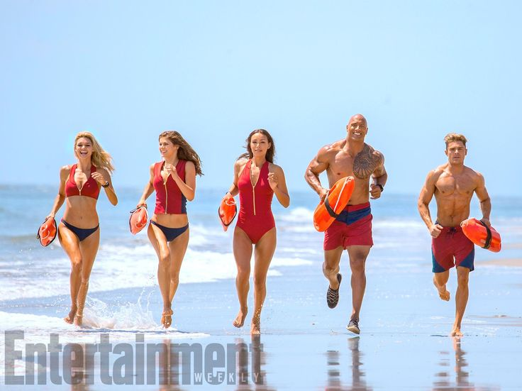 'Baywatch': Zac Efron Calls The Rock 'A Flower That Never Stops Blooming'