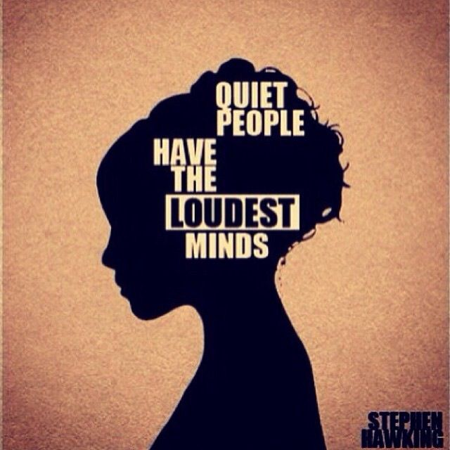 Personality test #Introvert