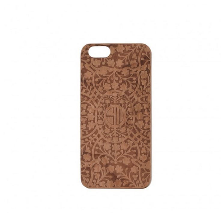 Samantha Wills - Iphone 6 Cover - Laser Engraved Wood Cover