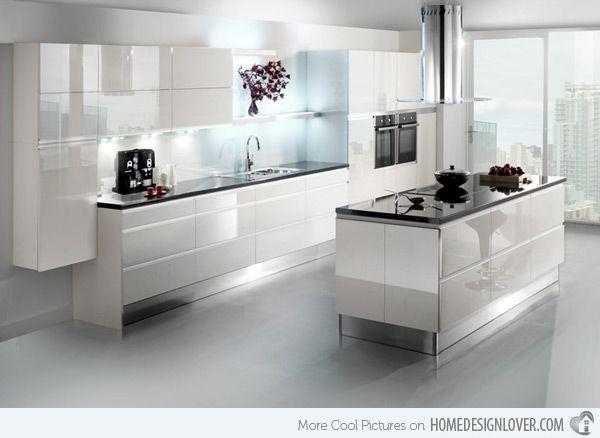 best 25+ gloss kitchen ideas on pinterest   high gloss kitchen