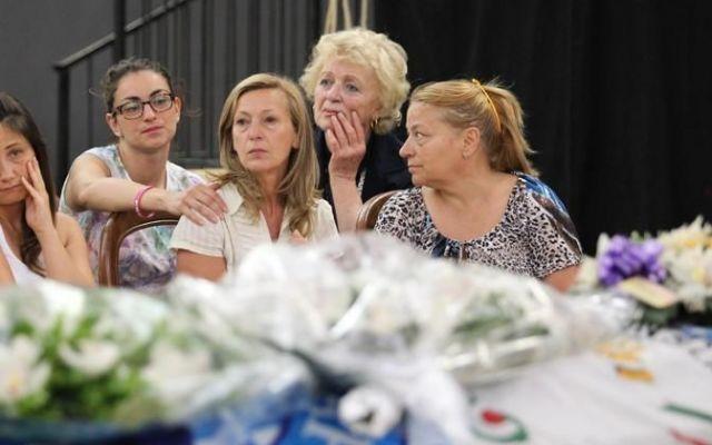 """Antonella, mamma di Ciro Esposito: """"Tenete alta la bandiera dello sport sano nel suo nome"""""""