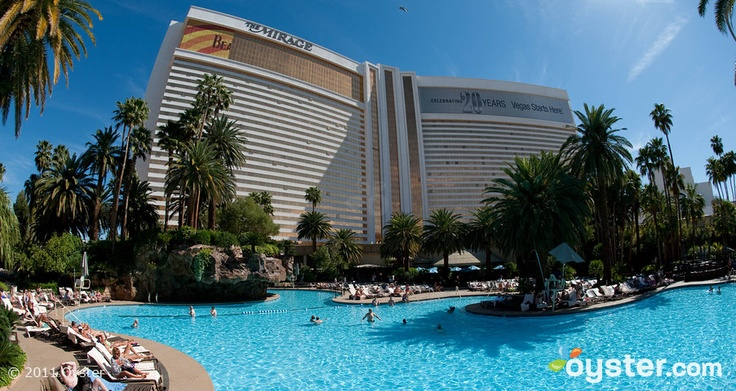 The Mirage-Las Vegas!