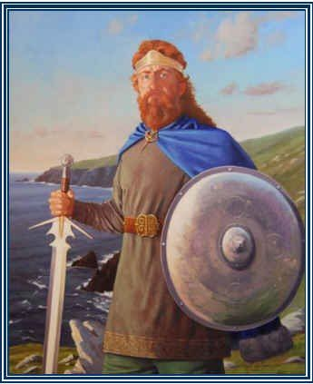April 23, 1014---Brian Boru, the ancient and most well known of Ireland's High Kings, is assassinated by a group of retreating Norsemen shortly after his Irish forces defeated them ... From: Wild Eyed Southern Celt https://www.facebook.com/photo.php?fbid=360027477440811=a.228374293939464.44947.228348587275368=1