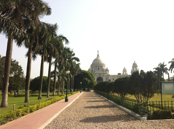 VICTORIA MEMORIAL... built by the british. A lovely place to witness the cultural diversity of this place