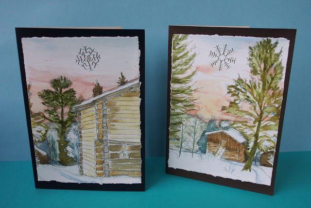Vaateviidakko: Joulukortteja
